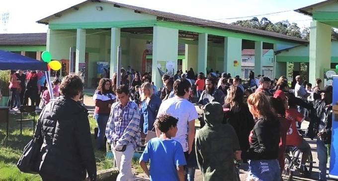 NESTE SÁBADO : Feira Comunitária e Festa Junina em Escola no Lindoia