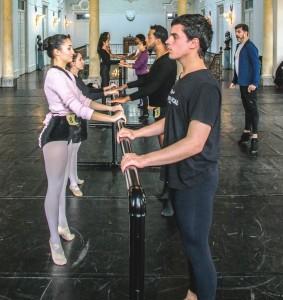 Ballet clássico foi uma das modalidades avaliadas