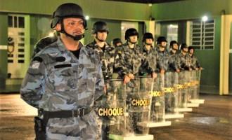SEGURANÇA REFORÇADA : Batalhão de Choque da BM será instalado em agosto em Pelotas