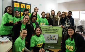 EDUCAÇÃO INCLUSIVA : Projeto trabalha alimentação saudável