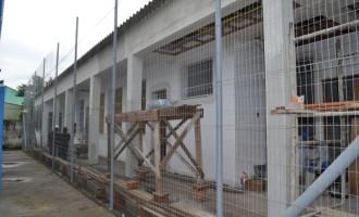 EMEI ANITA MALFATTI : Prefeitura vai dobrar a área do educandário