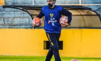 Lobo tem semana de treinos pensando no jogo contra o Cruzeiro
