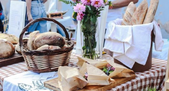FEIRA VEGANA : Opções gastronômicas em mais de vinte bancas