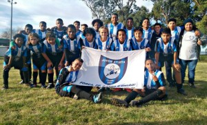 Grupo Sub 14 venceu equipes da Argentina, Uruguai e Chile