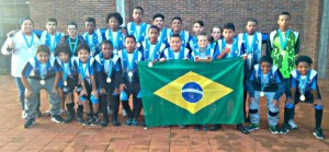 Jovens do bairro Getúlio Vargas estão classificados para campeonato mundial em janeiro