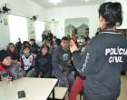Pacto pela Paz e Polícia Civil previnem violência nas escolas