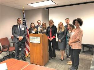 Paula realizou visitas técnicas e reuniões com agências governamentais