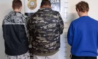DRACO cumpre três mandados de prisão e sete de busca e apreensão