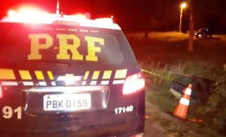 PRF atende acidente com morte em Canguçu