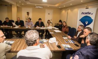 REUNIÕES : Missão da Azonasul leva prefeitos a Brasília