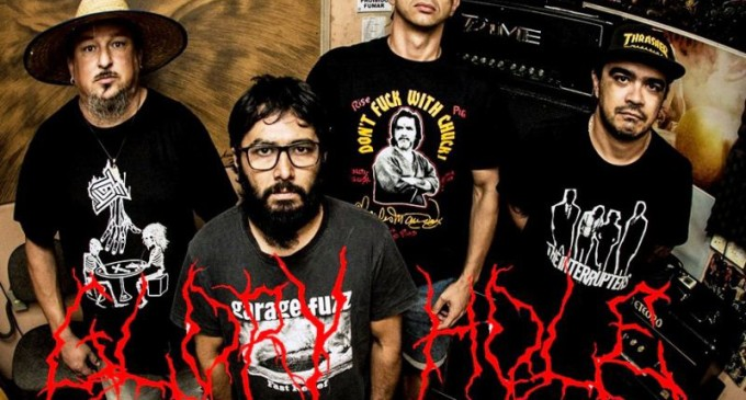 BOKADA SESSION : Diabluras recebe som hardocore do Equador