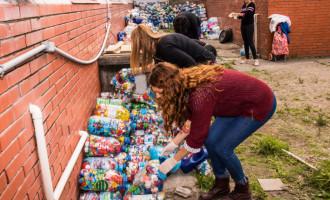 Campanha Vira Tampa Solidária arrecada mais 5 toneladas