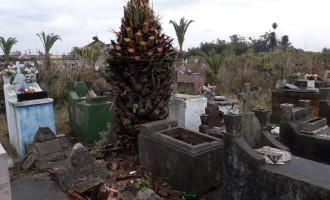 CEMITÉRIO ECUMÊNICO SÃO FRANCISCO DE PAULA : Patrimônio esquecido e deteriorado