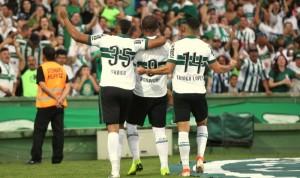 Coxa é o próximo adversário do Brasil Foto: Divulgação / Coritiba FC