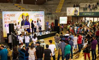 Dia Nacional reúne 1,4 mil pessoas em Pelotas