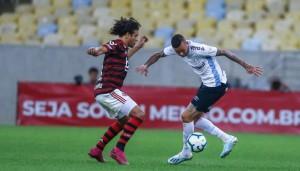 Grêmio perdeu para o Flamengo no Maracanã