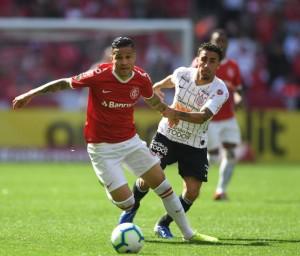 Corinthians segurou o Inter no Beira-Rio