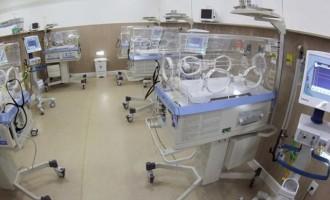 15,9 mil leitos de internação pediátrica foram fechados no Brasil, nos últimos nove anos
