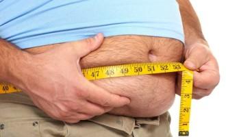 Obesidade cresce mais entre adultos de 25 a 34 anos