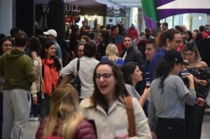 Partage Shopping Rio Grande reuniu milhares de pessoas