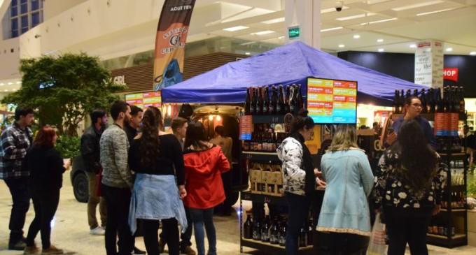 Partage Beer Fest movimentou o Dia dos Pais do Partage Shopping Rio Grande
