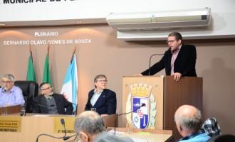 50 ANOS DA UFPEL : Câmara destaca necessidade de  defesa da educação pública