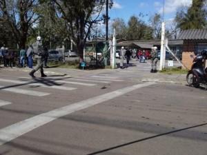 Escola em Charqueadas foi alvo de atentado com machadinha