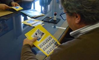 UFPel lança selos dos 50 anos