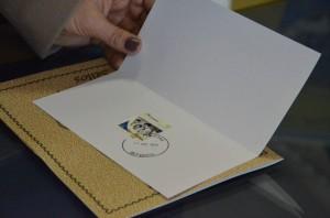 TIRAGEM limitada de quatro séries totalizou 4.848 selos