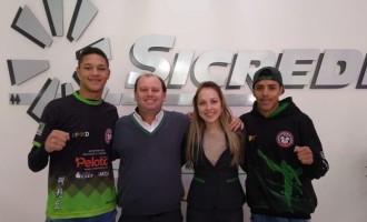 INCLUSÃO : Pelotenses no Campeonato Brasileiro de Parataekwondo