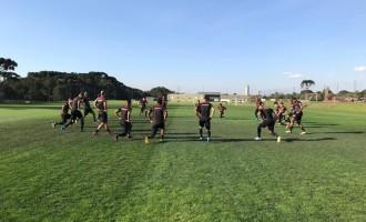 PARA NÃO DESCER A LADEIRA : Jogo contra o São Bento é importantíssimo ao Xavante