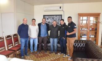 TRABALHO NA BASE : Grêmio Esportivo Brasil e UFPel firmam parceria