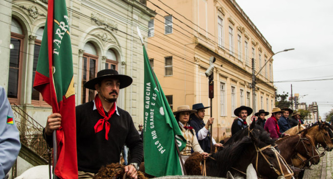 SEMANA FARROUPILHA  : Comemorações se iniciam em Pelotas