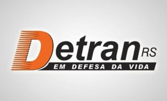 Leilão virtual do Detran/RS