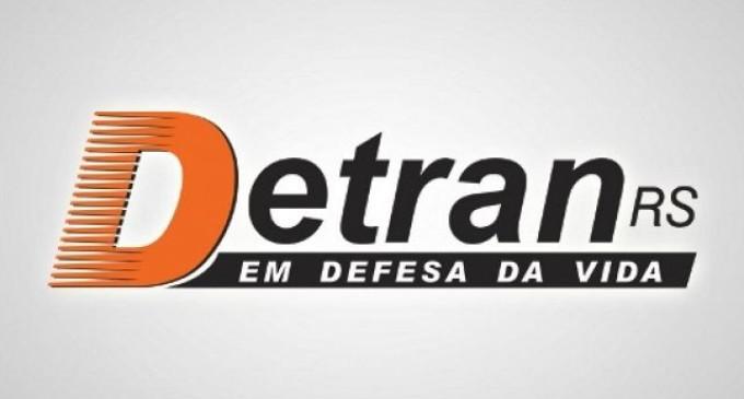 DetranRS informa sobre serviços  de habilitação na bandeira preta