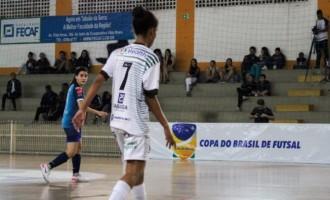 FUTSAL : Malgi trouxe a Copa do Brasil para cidade; Pelotas empata fora