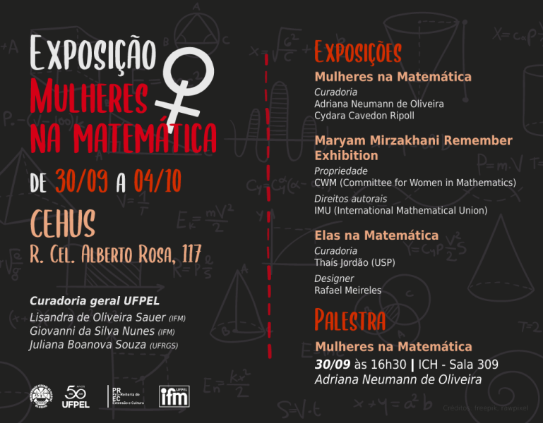 Mulheres na Matemática