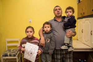 Família de José foi uma das 218 alcançadas pelo programa para educar sem violência – Foto: Igor Sobral