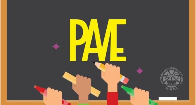 Pave recebe inscrições até dia 30