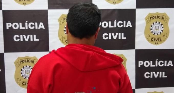 VIOLÊNCIA DOMÉSTICA : Homem é preso durante cumprimento de mandado