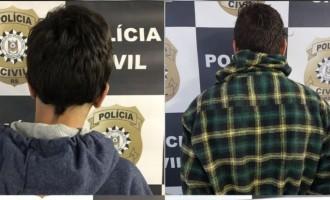OPERAÇÃO SMART : Polícia prende ladrões de celulares