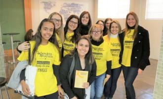 SETEMBRO AMARELO : Ações organizadas por grupo docente da UCPel