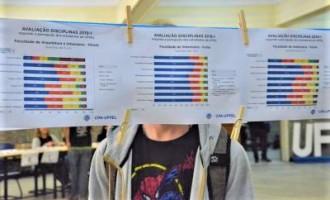 AVALIAÇÃO : Estudantes estão satisfeitos na UFPel