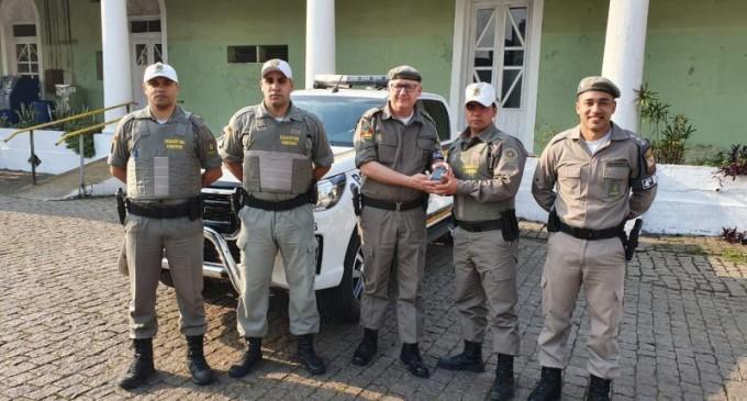 Brigada conta com whastapp na zona rural