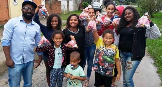 NAVEGANTES : Promoção Criança Feliz oferecerá brinquedos