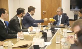 Estado avança na discussão sobre o Regime de Recuperação Fiscal