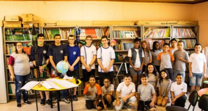 Alunos de escola do Dunas ganham 21 medalhas em competição nacional