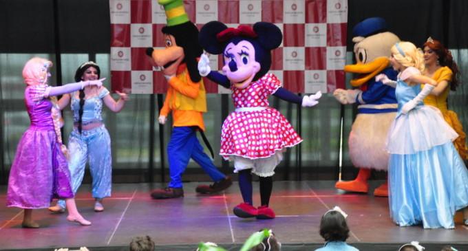 Peppa Pig e Backyardigans se apresentam em musicais infantis inéditos no Partage Shopping, neste fim de semana