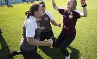 FEITO INÉDITO :  Tatiele Silveira, técnica gaúcha campeã nacional
