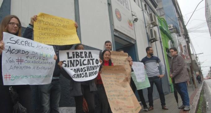 HAVAN: Reunião tensa na sede do SECPEL